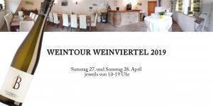 Weintour Weinviertel vorder